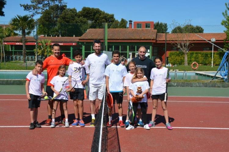 jornadas de hermanaminetos club tenis o rial
