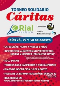 CARTEL-CARITAS-ORIAL-DMSPORT-SABADELL-GALLEGO