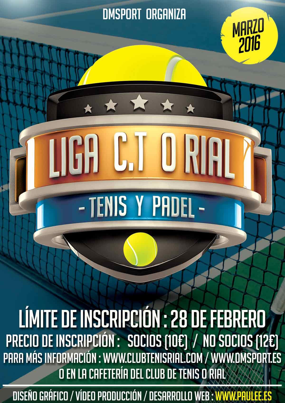 Liga Club de Tenis O Rial