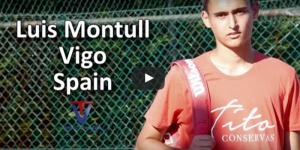 College Tennis Recruitment - Luis Montull