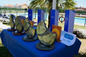 Trofeos II Torneo Pádel Desafío Digital