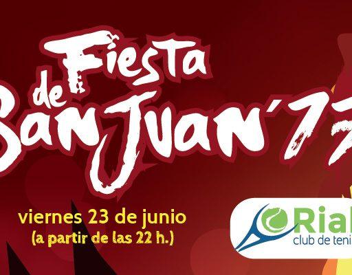 San Juan 2017 Club de Tenis O Rial