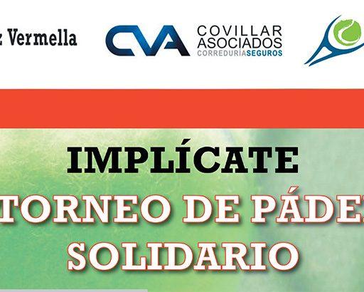 2º Torneo Solidario Pádel Cruz Roja